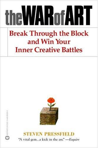 The War of Art by Steven Pressfield Ebook Download