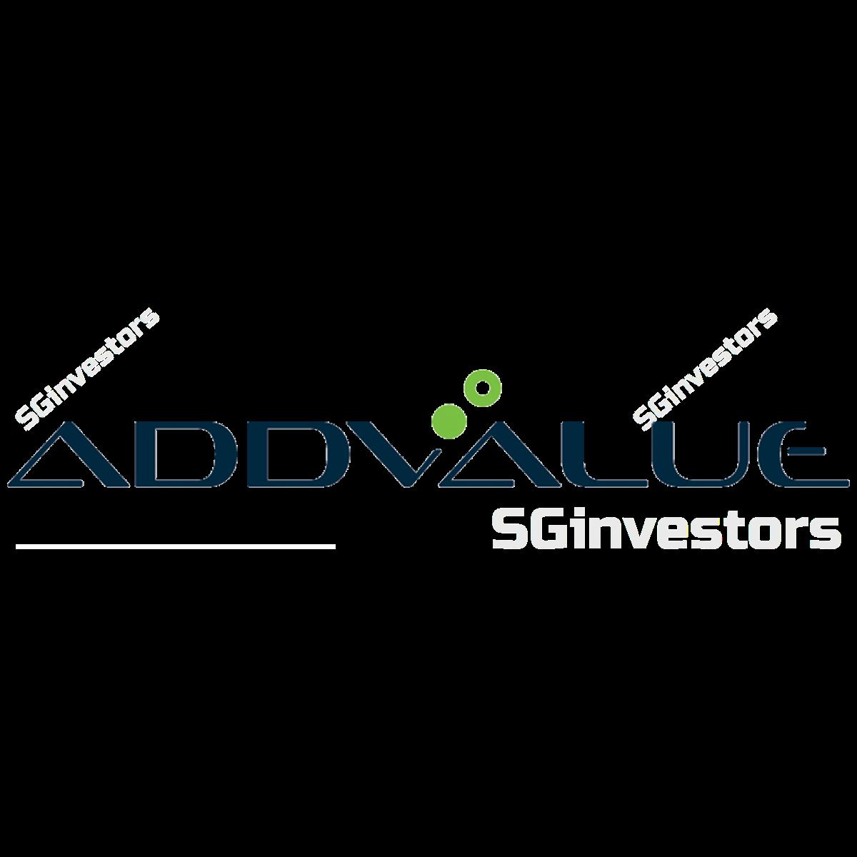 ADDVALUE TECHNOLOGIES LTD (SGX:A31) @ SGinvestors.io