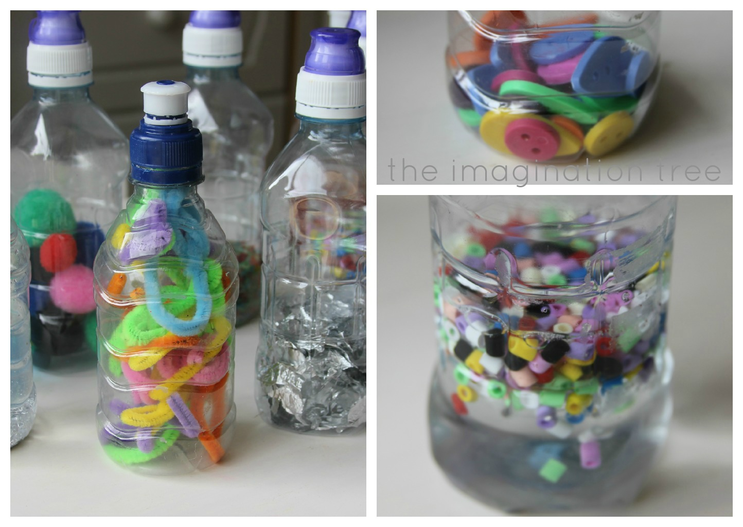 Baby Sensory Play Discovery Bottles The Imagination Tree