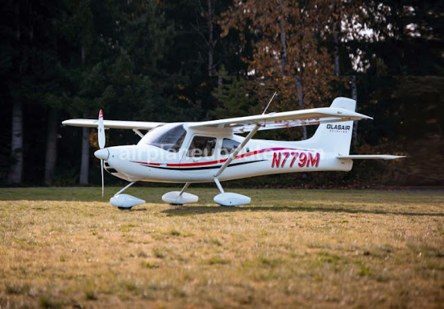 Glasair Merlin light sport aircraft