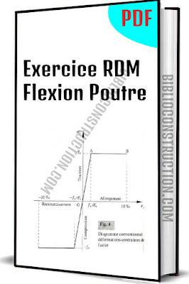 exercice rdm flexion corrigé pdf, exercice corrigé rdm flexion simple,exercices avec correction rdm en pdf, rdm exercices corrigés flexion plane ... exercice rdm poutre appuis pdf , exercice rdm poutre corrigé , exercice rdm ...