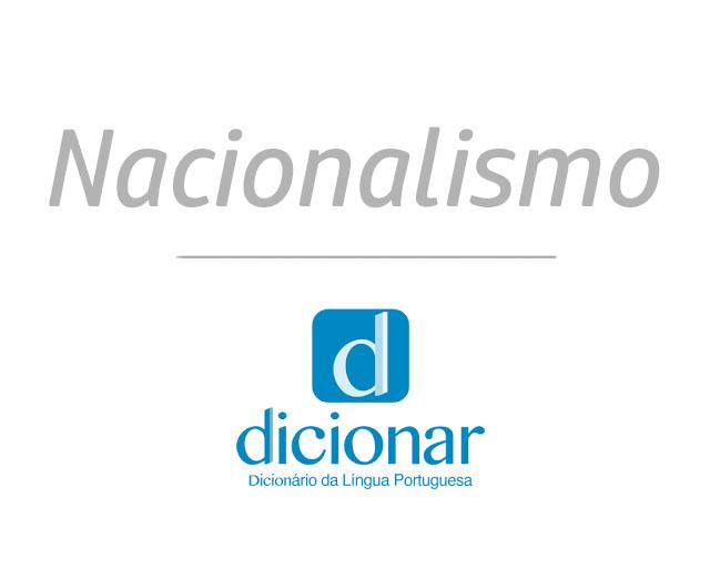 Significado de Nacionalismo