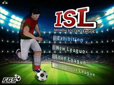 لعبة كرة القدم Indonesia Soccer League