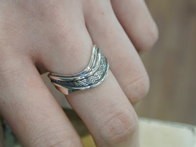 Legio Made - Celtic Knot Ring