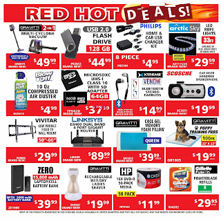Factory Direct Canada Flyer January 31 - February 7, 2018