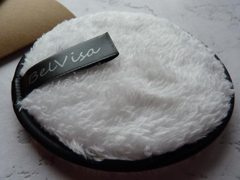 Demakijaż prawie idealny, BelViso bawełniany płatek kosmetyczny