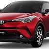 Spesifikasi Dan Harga Toyota All New C-HR - Kelebihan & Kekurangan Toyota All New C-HR