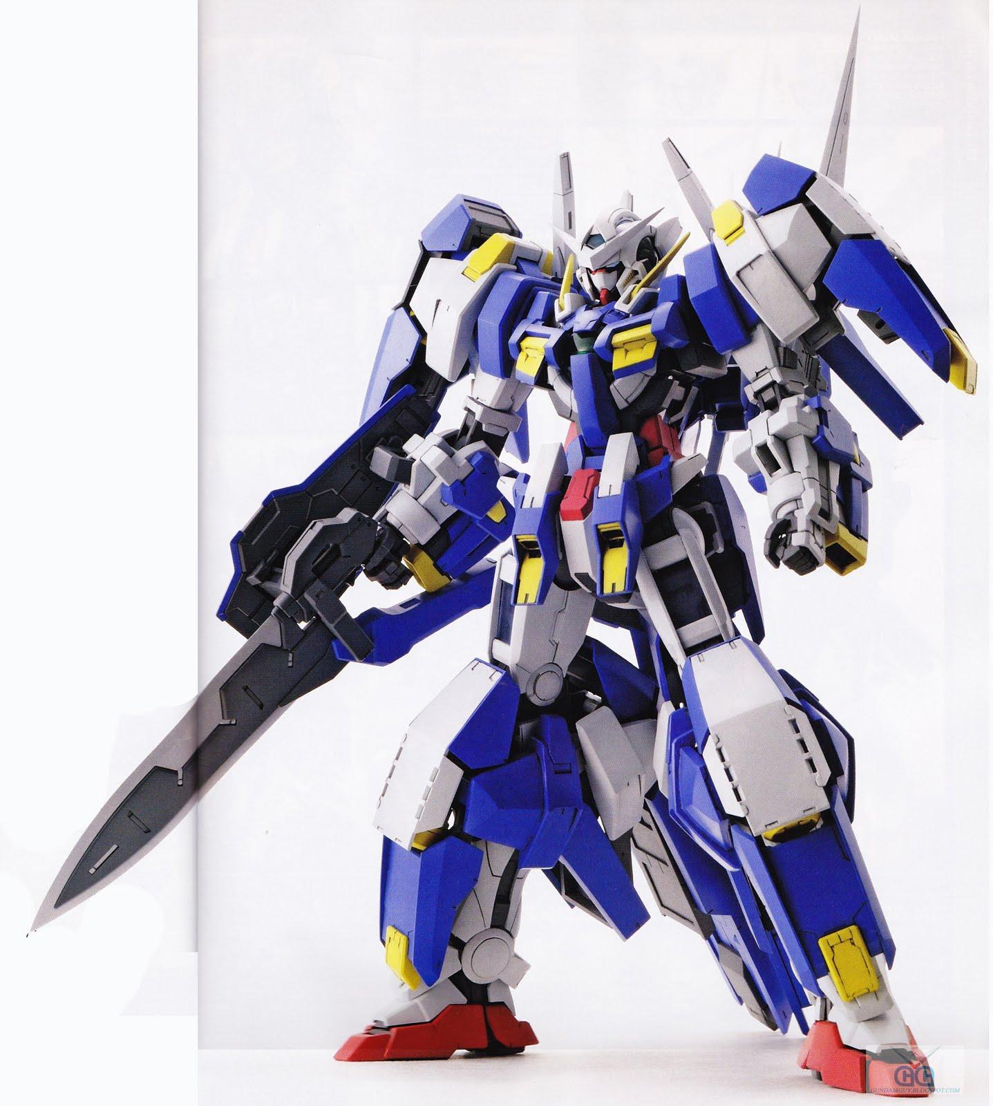 Review: MG Gundam Exia | Hobby Hovel  |Gundam Exia