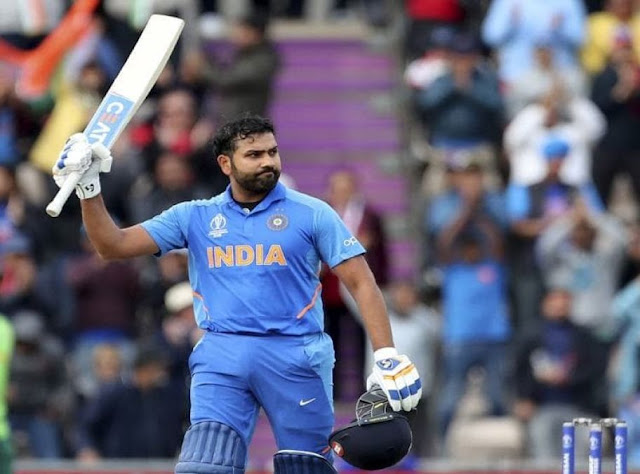 IND VS PAK: रोहित शर्मा ने जड़ा शानदार शतक, बड़े स्कोर की ओर अग्रसर भारत