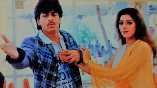 Sridevi replaced from SRK's 'baazigar'