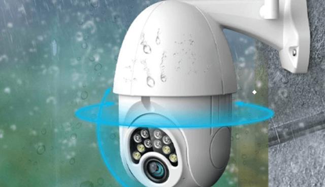 MK Outdoor IP WiFi Home CCTV Camera
