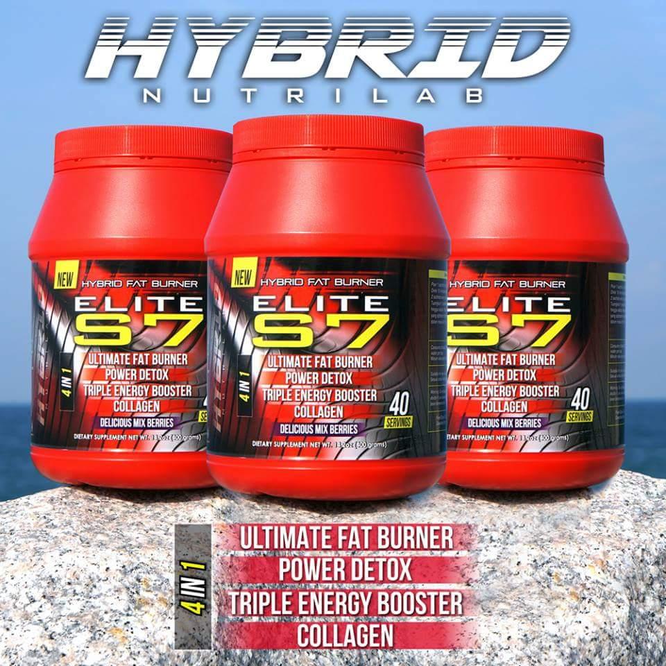 elite s7 review hybrid fat burner