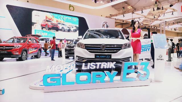 mobil listrik dfsk glory e3