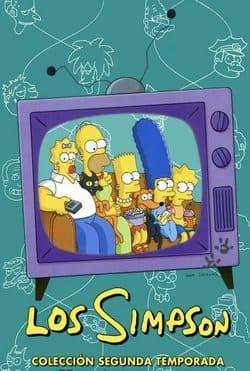 Los Simpsons Temporada 2 Online
