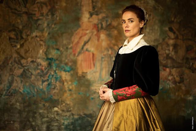 Patricia López Arnaiz, La Peste, segunda temporada