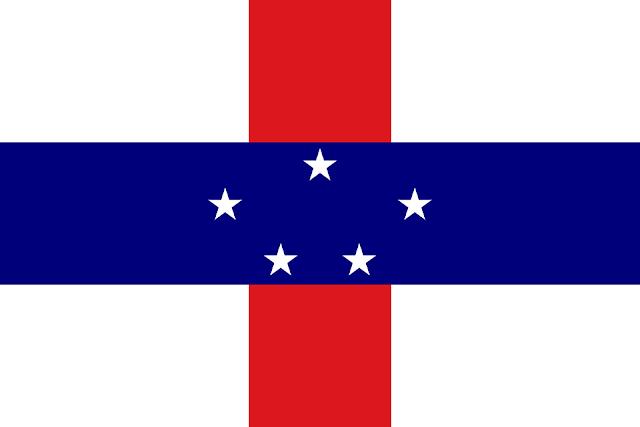 Bandera de Antillas Neerlandesas