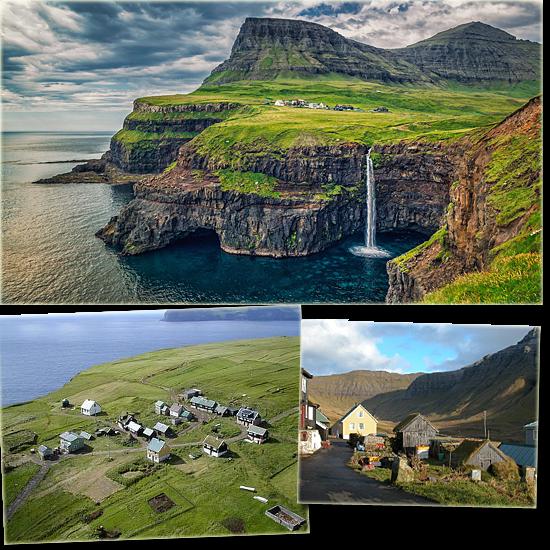 7 cidadezinhas mais incríveis do mundo - Gasadalur