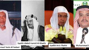 4 Orang Ternama di Arab Saudi Ini Ternyata Keturunan Indonesia