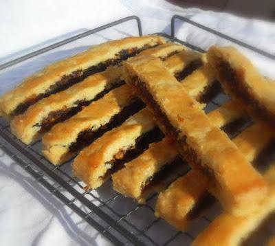 Date, Pistachio & Honey Slices