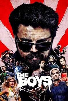 The Boys 2ª Temporada Torrent - WEB-DL 720p/1080p Dual Áudio