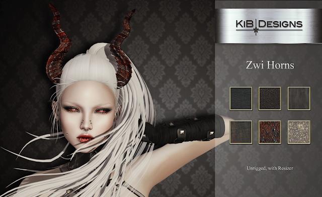 KiB Designs - 2 New Releases in Darkness Event