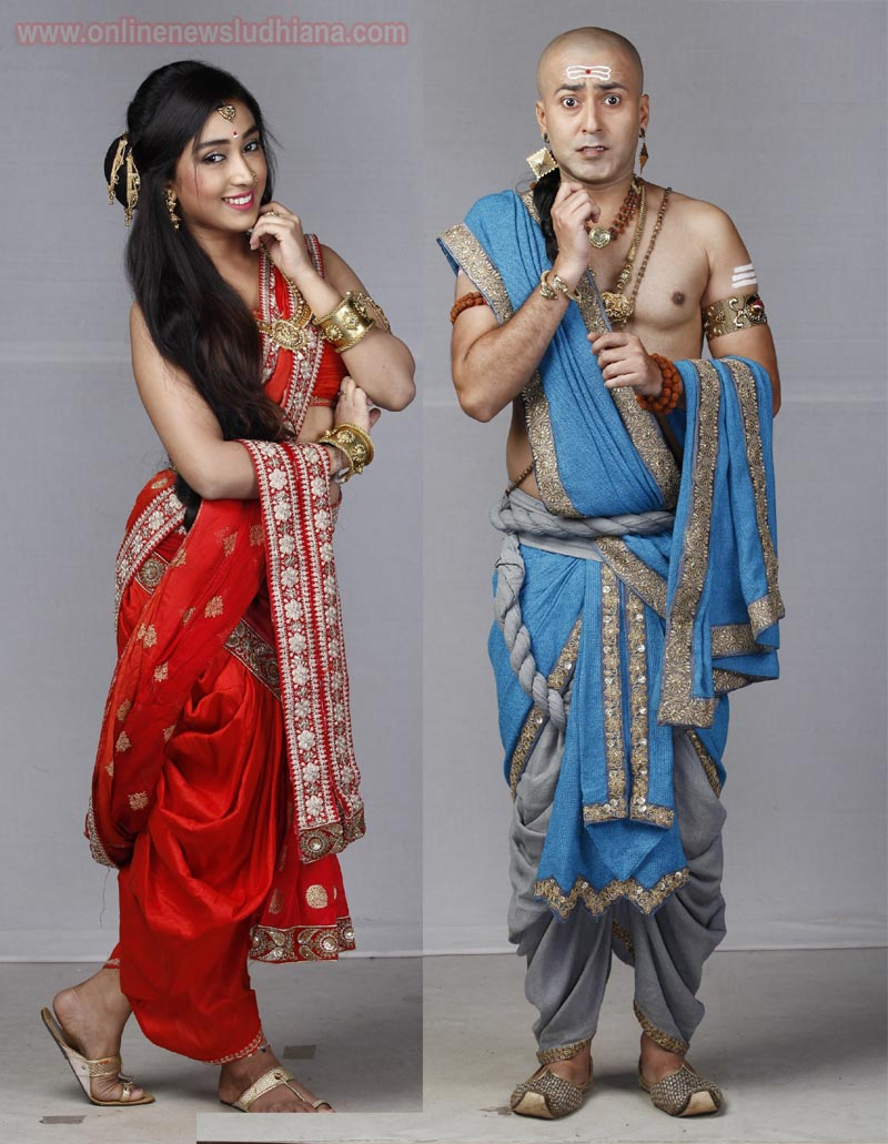 Krishna Bharadwaj and Priyamvada Kant to play the lead in Tenali Rama