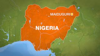 Maiduguri, the largest city in Borno state