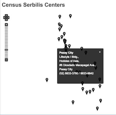 PSA Serbilis Centers
