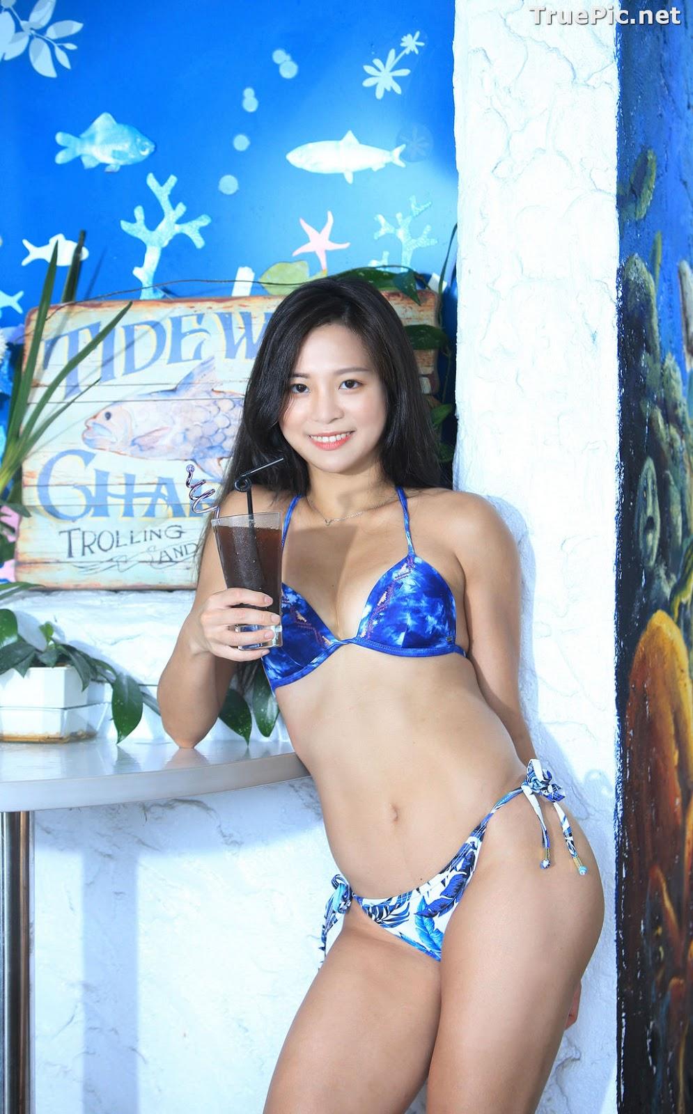 Image Taiwanese Model - Shelly - Beautiful Bodybuilding Bikini Girl - TruePic.net - Picture-49