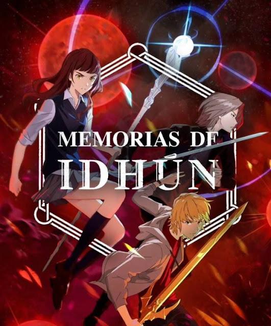 Memorias de Idhún tendrá anime