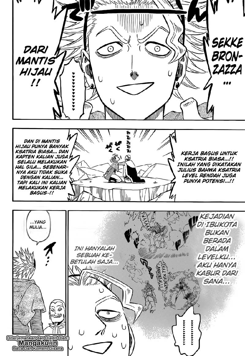 Black Clover: Chapter 216 - Page 11