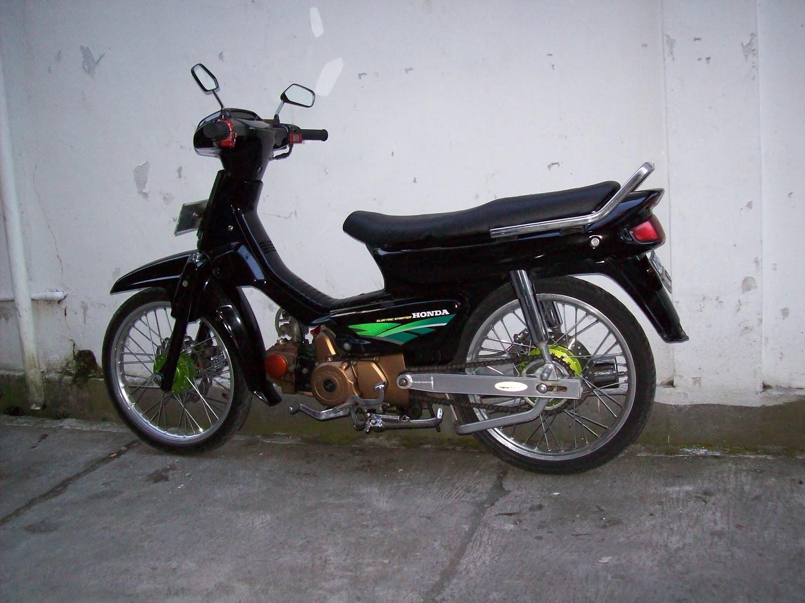Download 53 Cara Modifikasi Motor Honda Legenda Terbaru Dan