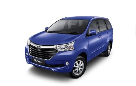 Toyota Avanza Pramuka