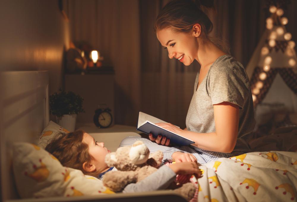 lettura della buonanotte