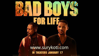 Bad Boys for Life New Movies Coming Out