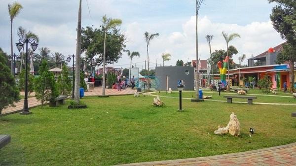 Taman Pemuda Pratama, Depok