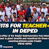 Benefits for Teacher-Coaches in DepEd
