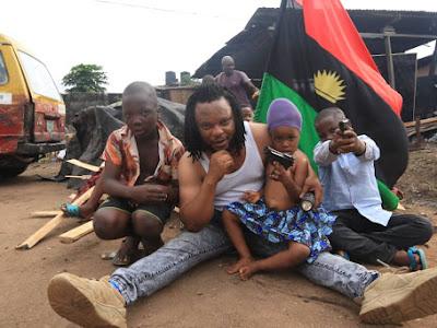 Uc Banton - Biafra Freedom (Audio/ Video Download)