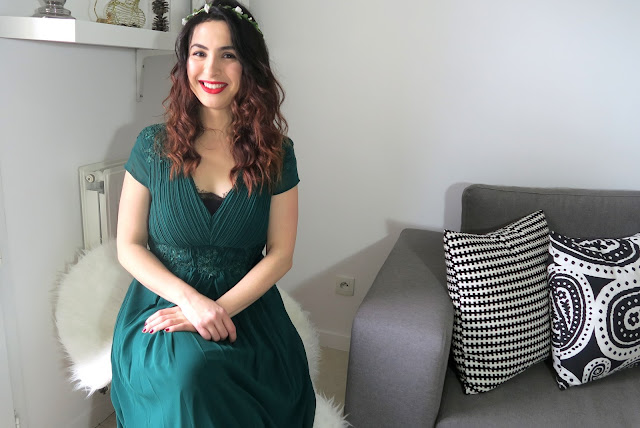 EVER PRETTY , DRESS HAUL ,  Try On , International Giveaway , robe de bal pas chère , robe de soirée pas chère, le blog d'une tunisienne,