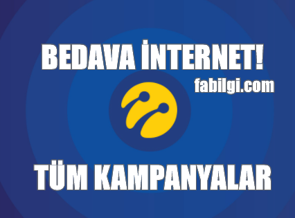 Turkcell Bedava 1 GB İnternet Kazanma Hilesi Nisan 2021