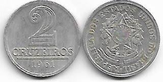 2 Cruzeiros, 1961