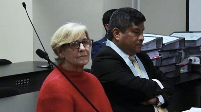 Susana Villarán solicitó cese de 24 meses de prisión preventiva en su contra