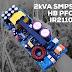 DIY 2kVA SMPS 90V 15A HB PFC with IR2110 Mosfet Driver