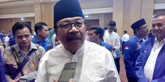 Namanya Masuk Relawan Pendukung Jokowi, Ini Jawaban Soekarwo