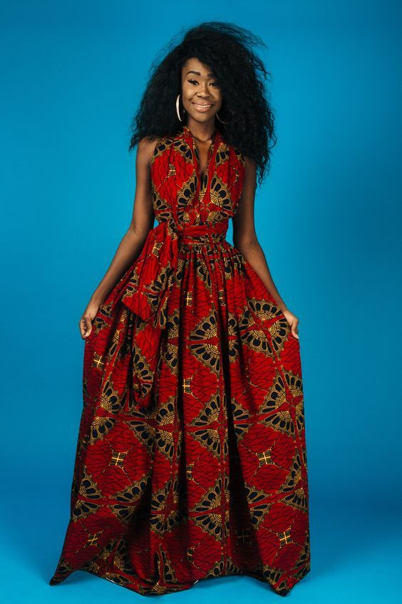 Ankara Gown Styles for 2020