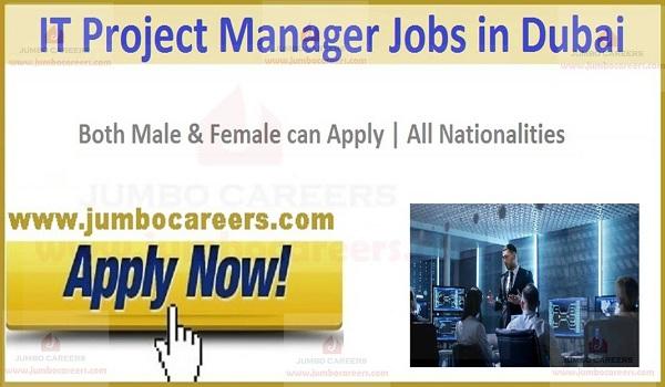 Recent IT jobs in Dubai, Current IT jobs in UAE,