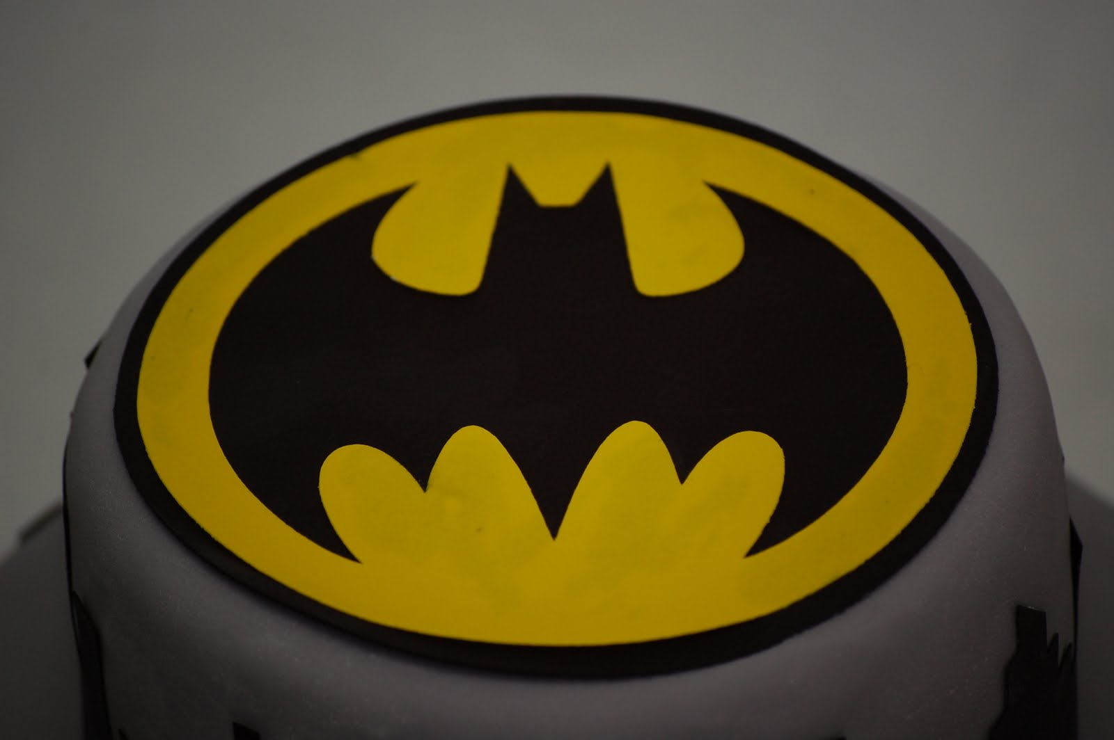 Cakefilley Batman Cake
