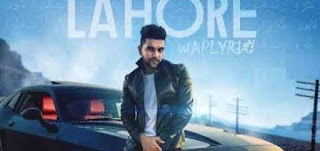 Lahore Guru Randhawa Title Song Lyrics