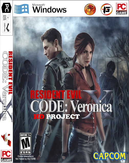 Resident Evil Code Veronica X HD - Devilman Games Peru Project