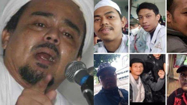 Bukannya Sedih, Ayah Laskar FPI justru Gembira Anaknya Syahid Melindungi Dzuriyah Rasul